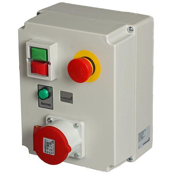 Wiring Diagram Emergency Stop Button
